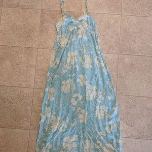 Mossimo Maxi spaghetti strap dress